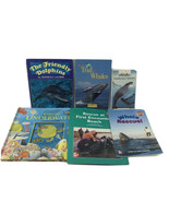 Non-fiction Kids Books About Ocean Life RL 4 Set of 6 Pre-owned - Sd - $19.99