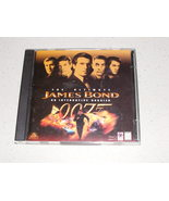 The Ultimate James Bond An Interactive Dossier PC Game - $15.00