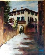 Vine Covered Arch By Melinda Chandler - $1,240.00