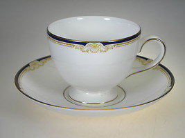 Wedgwood Cavendish Cup & Saucer - $19.75