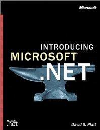 Introducing Microsoft Net by Platt 073561377X