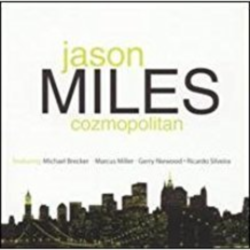 Primary image for Cozmopolitan by Jason Miles CD NEW