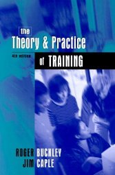 The Theory and Practice of Training by Buckley 0749431997