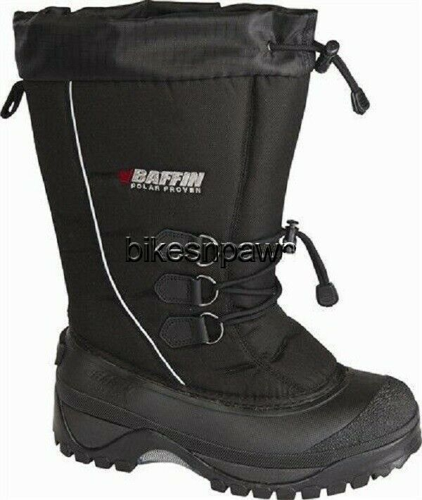 New Mens Size 12 Baffin Colorado Snowmobile Winter Snow Boots Rated -40 F