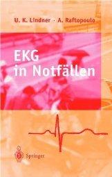 EKG in Notfällen  by Lindner 3540611371