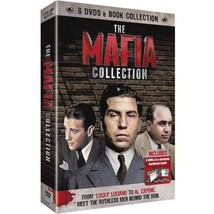 THE MAFIA COLLECTION - 6 DVDs & Book