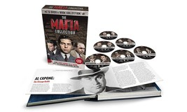 THE MAFIA COLLECTION - 6 DVDs & Book image 2