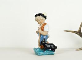 Sheperd  &  puli statuette - $41.90