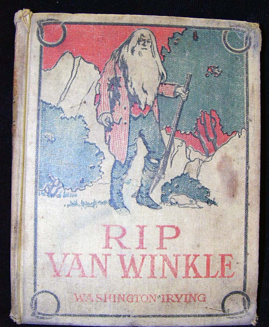 rip van winkle irony In the short stories rip van winkle, young goodman brown and the cask of amontillado, the authors made use of irony which indicated mockery of.