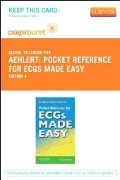 Pocket Reference for ECGs Made Easy  032309516X