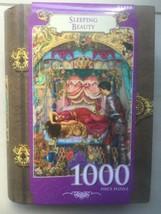 51134 MasterPieces Sleeping Beauty 1000 piece Puzzle VGC 49cm x 68cm 2016 - $20.46