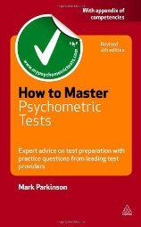 How to Master Psychometric Tests 0749461284