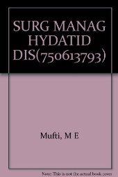 SURG MANAG HYDATID DIS by Mufti 0407013296