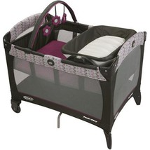 Pack N Play Baby Playard, Baby Play Yard With Reversible Napper & Bassin... - $119.49