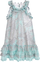 Isobella & Chloe - Big Girls GRACE_A-Line Sleeveless Dress