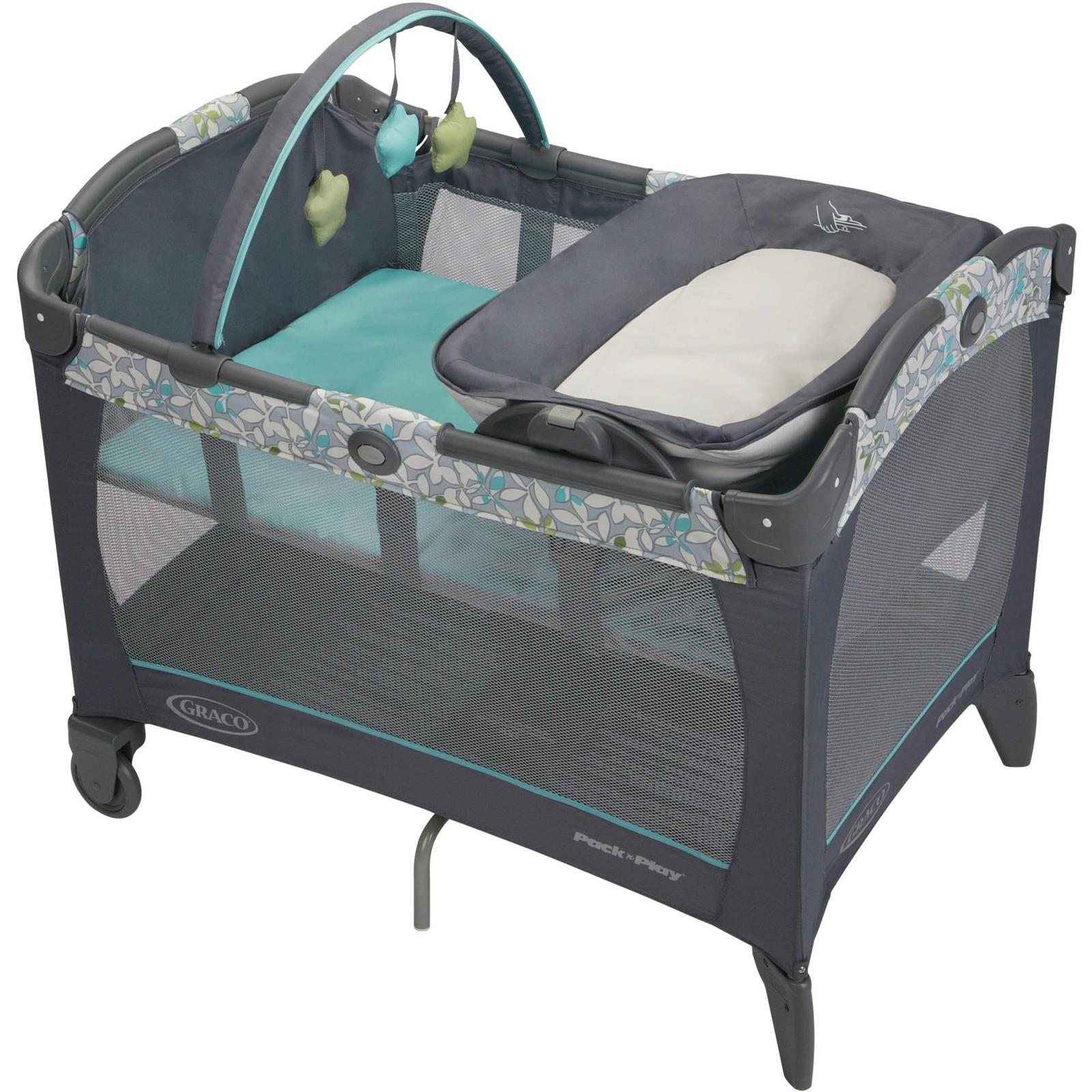 Graco Pack N Play Portable Reversible Napper Changer Playard Asteroid Portable Vacuum Danby Portable Air Conditioner 6000 Btu Review Portable Projector Price In Dubai: Pack N Play Baby Playard, Baby Play Yard With Reversible