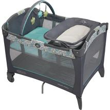 Pack N Play Baby Playard, Baby Play Yard With Reversible Napper & Bassin... - $132.98