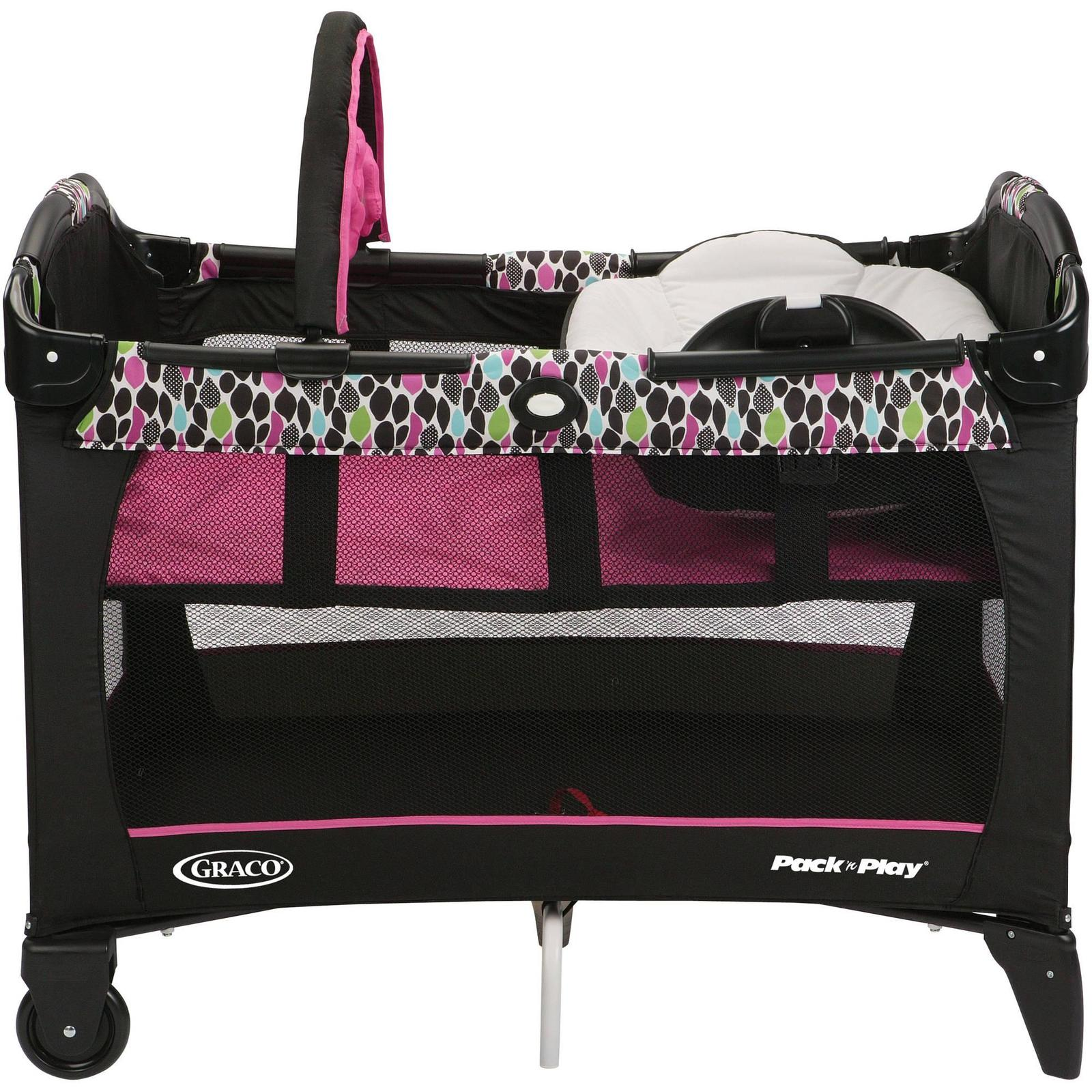 Graco baby portable play yard maci 3