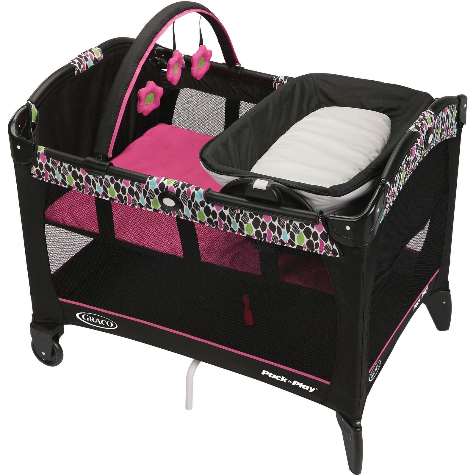 Graco baby portable play yard maci 2