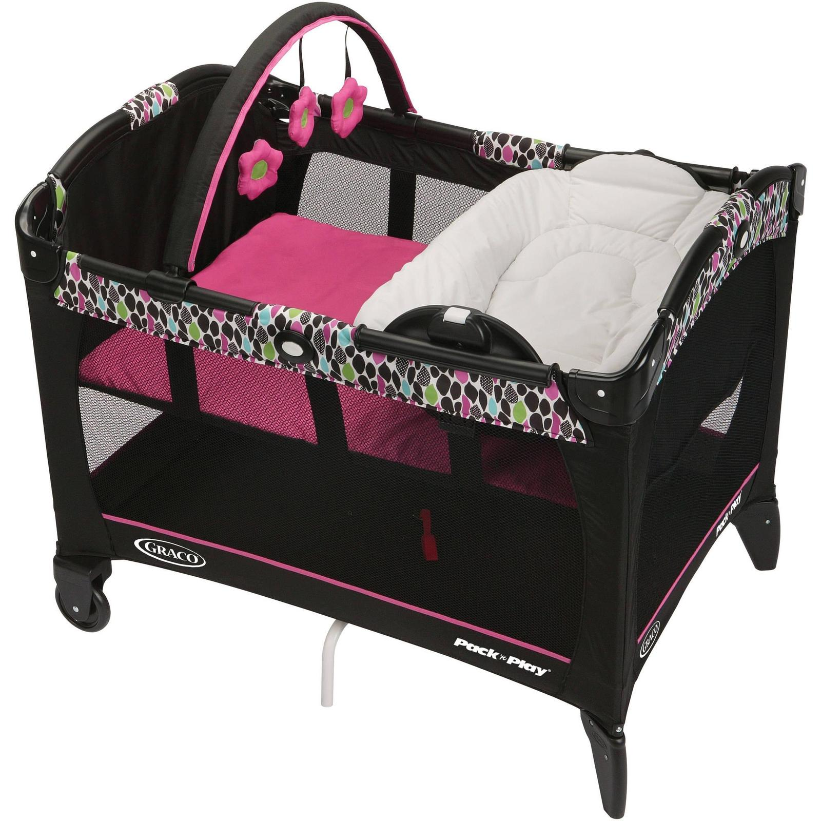 Graco baby portable play yard maci