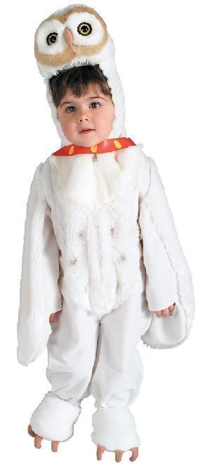 CHILD'S HEDWIG OWL COSTUME SM 4/6