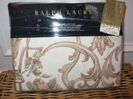 Ralph Lauren GUINEVERE Full Queen Duvet Cover NIP - $180.45