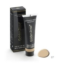 Golden Rose Moisturizing Cream Foundation 07 - $117,77 MXN