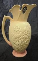 Hull Art Pottery Mardi Gras Ewer * 66-10 - $49.87