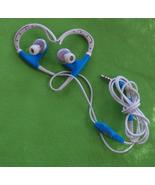 Beats by Dre Powerbeats WIRED Sport In-Ear Earbud Headphones (Blue/White) - $39.99