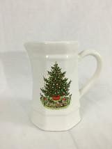 Spode Christmas Tree Creamer Server 5 Inch 2-24 - $14.99