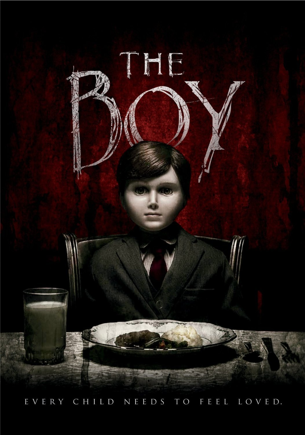 The Boy (2016) DVD New