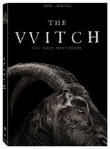 The Witch [DVD + Digital] (2016) New