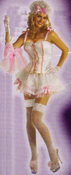 SEXY LITTLE BO PEEP COSTUME ADULT SIZE 2-6