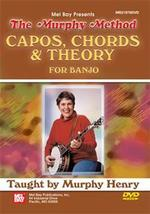 Capos,Chords,and Theory For Banjo DVD/Murphy Henry/New - $27.99