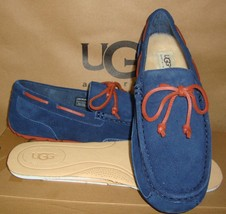 UGG Australia CHESTER Peacoat Suede Twinsole Slip On Shoes Size US 9 NIB... - $1.378,98 MXN