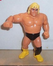 1992 Hasbro WWF Series 3 Greg The Hammer Valentine Action Figure Rare VHTF WWE - $18.60