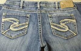 Silver Jeans Indigo denim Eden jeans size 30 x ... - $24.04