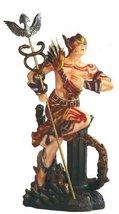13 Inch Greek Gods Warrior Statue Figurine Figure Fantasy Mythological . - $56.98