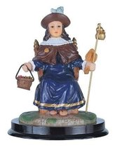 5 Inch Nino de Atocha Religious Child Figurine Statue Decoration Decor - $18.00