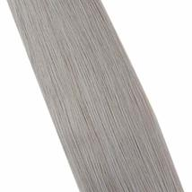 VeSunny 18Inch Silver Grey Tape in Extensions Human Hair 20pcs 50g Remy Adhesive image 5