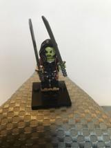 New Custom LEGO Minifigure Marvel Infinity Wars Superhero Gamora - $7.91