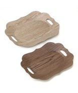 Scallop Edge Display Trays - £28.65 GBP