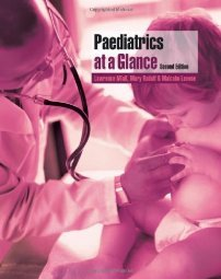 Paediatrics at a Glance by Lawrence Miall