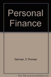 Personal Finance by Garman