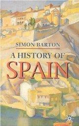 A History of Spain by Simon Barton