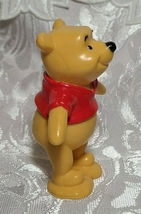 "Winnie The Pooh Bear 3"" PVC Birthday Cake Topper Action Figure Disney Store image 7"