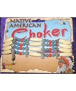 NATIVE AMERICAN NECK CHOKER - $3.00