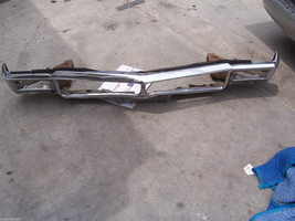 1968 Riviera  Front Bumper Dented Pitting  Used Gm Buick 455 - $631.13