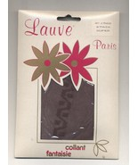 Vintage Lauve Panty Hose Stockings New With Tags Size 46/48 XL Italy Hos... - $10.00