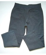 Lee Relaxed Fit at the Waist Womens Size 14 Short Grey Denim Jeans Pants... - $18.53